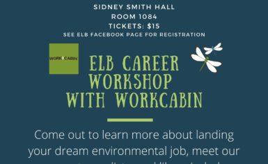 Environmental career workshops in Canada