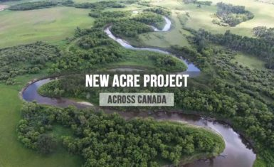 Land conservation in Canada